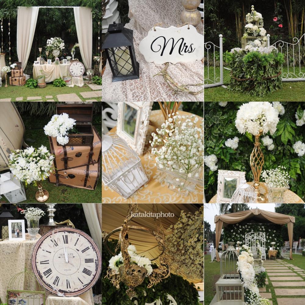 Dekorasi Pernikahan Outdoor By Galeni Decor Just Married Indonesia