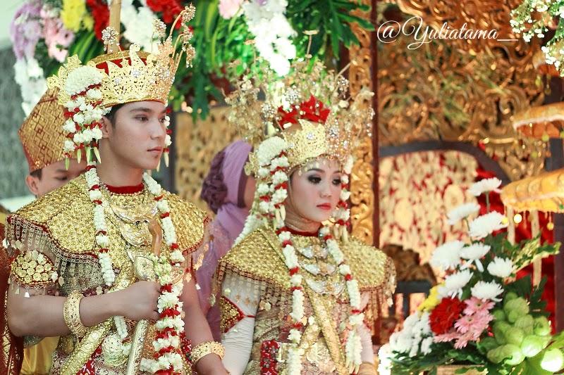 Pernikahan Adat Jawa Selly Dan Adit Di Yogyakarta: Susunan Prosesi Pernikahan Adat Palembang